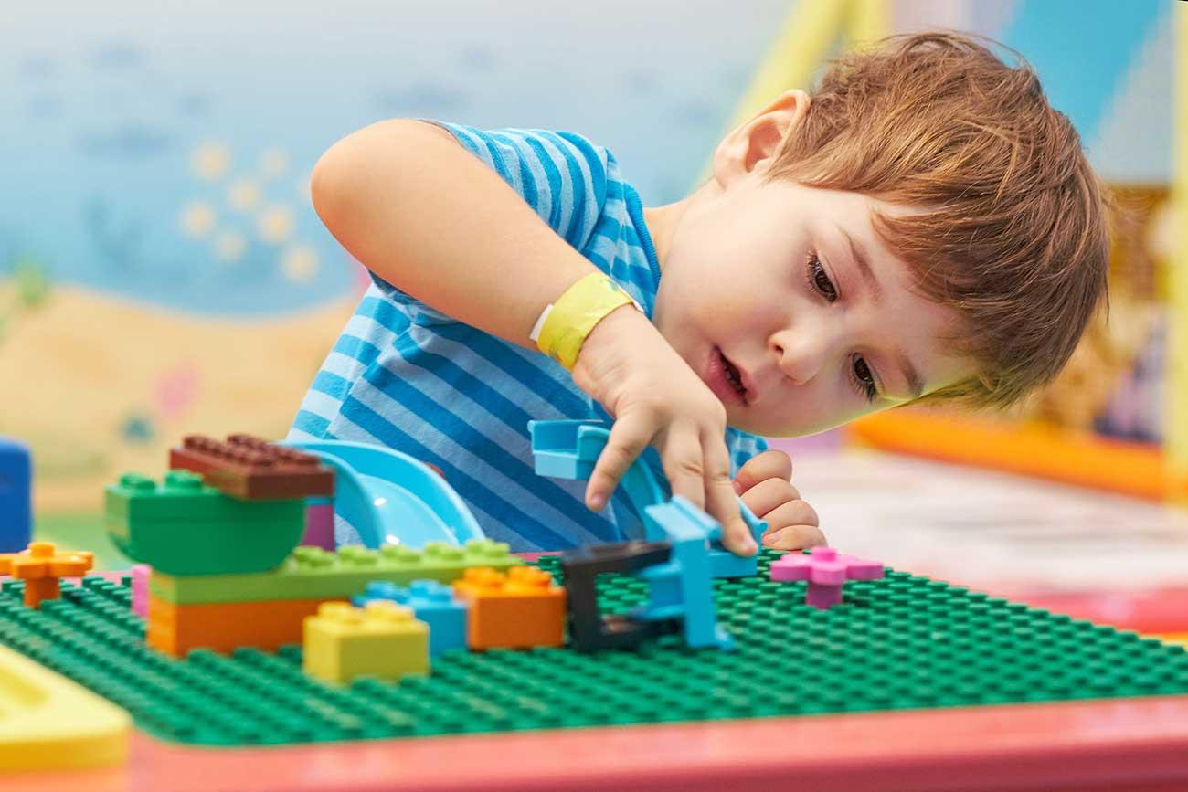Talk Talk - Lego®Therapy